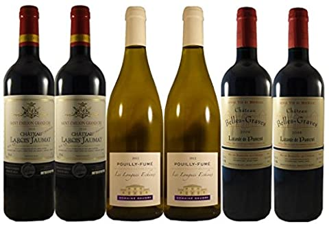 Le Wine Club - Coffret 6 Vins Tour De France