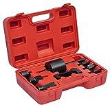 VidaXL 210033 Abzieher-Set für Diesel-Einspritzdüsen, 8-teiliges Set