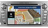 Dynavin DVN-FOs Multimedia Navigation N6 Plattform für Ford Mondeo BA7,Ford Galaxy WA6,Ford Focus DB3,Ford S-MAX WA6 inkl. Navigationssoftware iGo Primo
