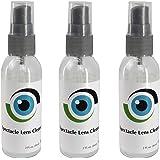 Nettoyant De Lentilles Liquide Leader 3 X 59 Ml / 3 X 2 FL Oz Lunettes De Vue, Appareils De Et Autres Objectifs - Solution De