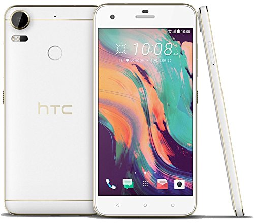 Htc desire 10 pro - 64gb polar white factory unlocked gsm