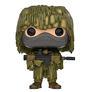 Funko 11842 POP Vinylfigur: Call of Duty: All Ghillied Up, Einheitsgröße