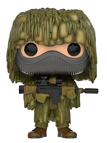 Funko All Ghillied Up Figura de Vinilo, colección de Pop, seria Call of Duty, Talla única (11842)