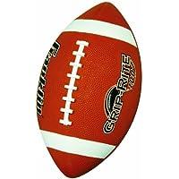 Franklin Sports Grip Rite 100 Junior Size Waterproof Rubber Molded Football - Franklin Sport Grip
