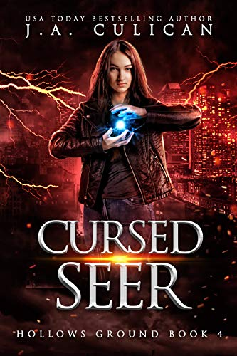 Cursed Seer (Hollows Ground Book 4) (English Edition) Hollow Ground