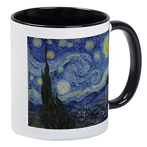 Cafepress Vincent Van Gogh Starry Night Mug Unique Coffee Mug Coffee Cup Tea Cup Buy Online In Grenada At Grenada Desertcart Com Productid 62429537
