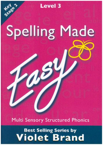 Spelling Made Easy: Level 3 Textbook