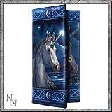 Monedero Lisa Parker, diseño de unicornio