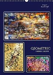 GEOMETRIC - Farbige Erotik (Wandkalender 2017 DIN A3 hoch): Zarte erotische Phantasien in kraftvollen Farben verbunden mit geometrischen Formen (Planer, 14 Seiten ) (CALVENDO Kunst)