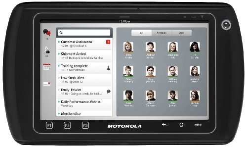 Motorola ET1 Enterprise Tablet - Tablet - Android 2.3.4 - 4 GB - 17.8 cm ( 7