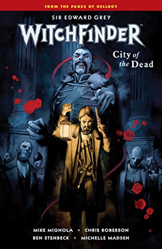 Witchfinder Volume 4: City of the Dead (English Edition)