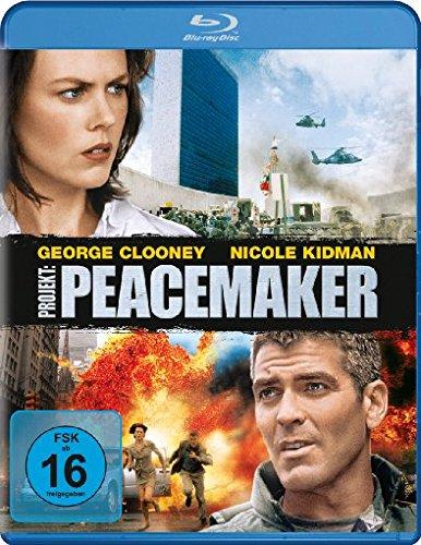 Bild von Projekt: Peacemaker [Blu-ray]