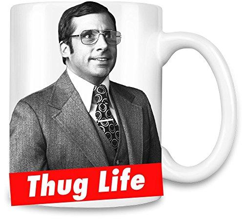 Thug Life Lamp Swag Brick Tamland Kaffee Becher (Thug-kaffee-tasse)