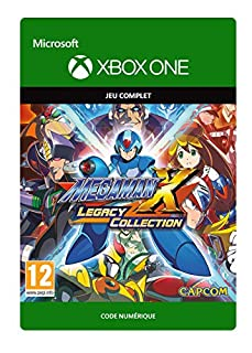Mega Man X Legacy Collection 1 | Xbox One - Code jeu à télécharger (B07DF4XXP5) | Amazon Products