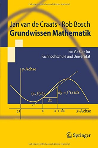 Grundwissen Mathematik: Ein Vorkurs für Fachhochschule und Universität (Springer-Lehrbuch) (German Edition)