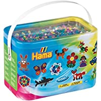 Hama 10000 Beads in bucket 202-69 - Mix 69