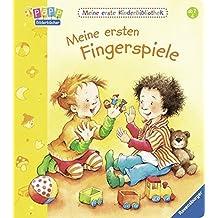 Meine ersten Fingerspiele (Meine erste Kinderbibliothek)