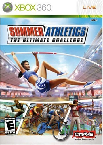 Conspiracy Summer Athletics The Ultimate Challenge - Xbox 360 (Jewel case)
