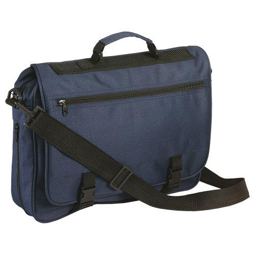 Messenger Bag fÙr Schule, Hochschule und Arbeit - Schultertasche Meeting