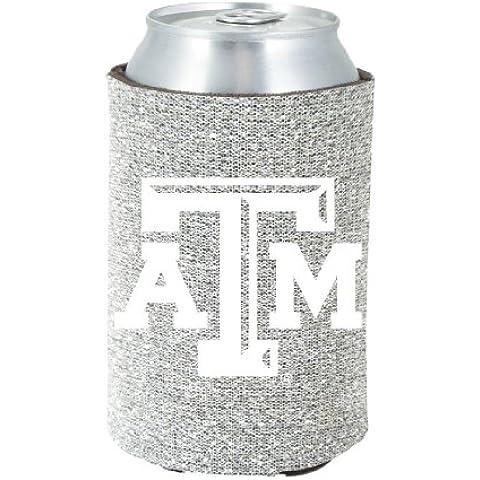 Texas AandM Aggies Kolder Kaddy può, in Glitter - Texas Glitter