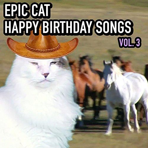 Happy Birthday Madeline (The Cat Version) (Happy Birthday Madeline)