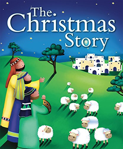 The Christmas Story (Candle Bible for Kids) por Juliet David