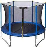 Ultrasport Garden/Outdoor Trampoline Uni Jump incl. Safety Net