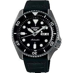 Reloj Seiko para Hombre, Negro, Specialist, 5K3