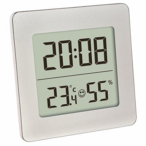 TFA Digitales Innen-Außen-Thermometer,