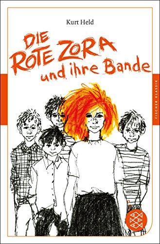 Buchcover Die rote Zora und ihre Bande (Fischer Klassik)