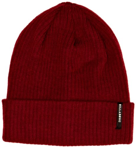 billabong-arcade-beanie-mens-hat-bordeaux-one-size