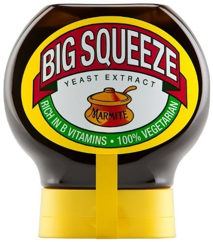 Marmite Big Squeeze 400g by Unilever