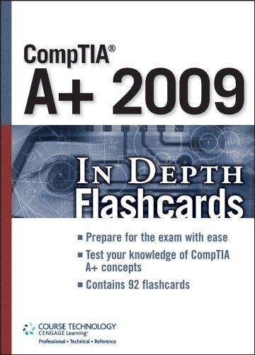 CompTIA A+ 2009 in Depth Flashcards por Chimborazo Publishing Inc.