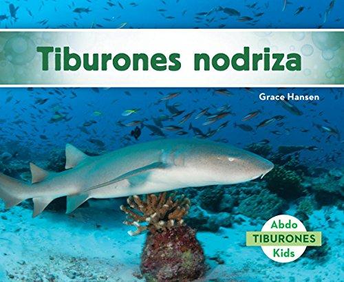 Tiburones Nodriza (Nurse Sharks) (Tiburones/ Sharks) por Grace Hansen