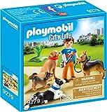 Playmobil Playmobil-9279 City Live Adiestrador de Perros (9279)
