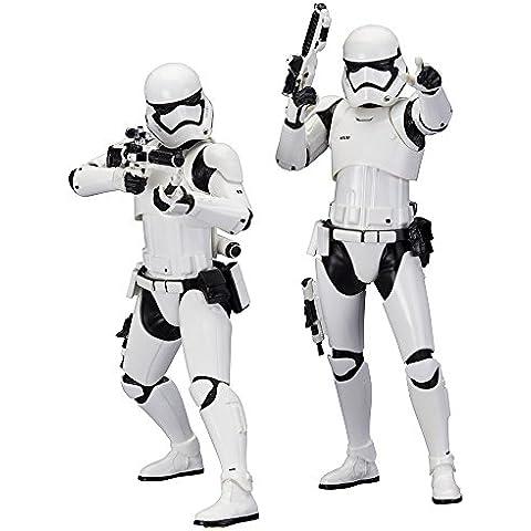 Kotobukiya - Pack 2 Statue Star Wars Episode 7 - Stormtrooper First Order Artfx+ 20Cm - 4934054902743