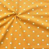 STOFFKONTOR Baumwoll Stretch Jersey Classic Stars 2 Stoff