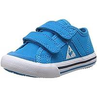 Le Coq Sportif Saint Malo Inf Strap, Unisex Babies' Hi-Top Sneakers