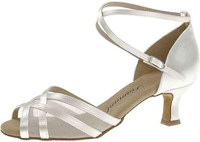 Diamant–Danza/Scarpe da Sposa 035–077–092–Bianco