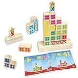 Smart - Bricks, juego de ingenio de madera con retos progresivos (SG016)