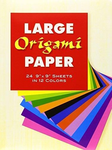 Large Origami Paper: 24 9