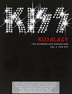 Kissology Vol.1 1974-1977 [DVD] [2009] [NTSC]