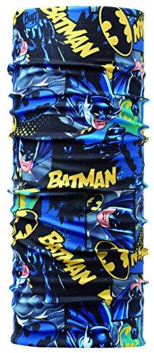 Buff - Fascia multifunzione Supereroi da Bambino, Taglia unica, Multicolore (Superheroes Gotham City)