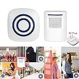 Dxlta Wireless Motion Sensor Detektor Tor Eintrag Türglockenspiel Alarmanlage