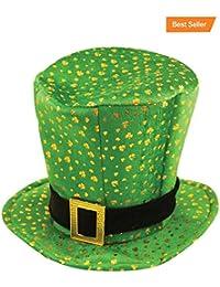 St Patrick's Day Costume Irish Hats Mega Deal (Irish Topper Hat)