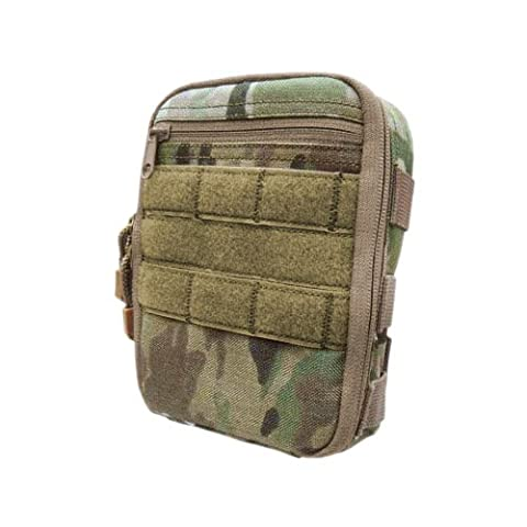 Condor Tactical Army Utility Sidekick Pouch Airsoft Webbing MOLLE MultiCam