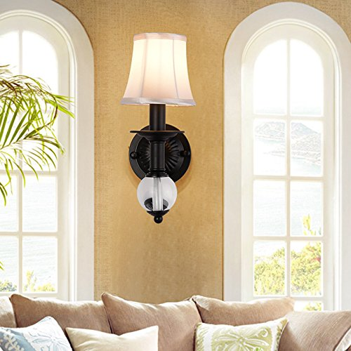 VC-lügen, schlafzimmer, bett wall lamp, der amerikanischen eisen - kunst, einfache, wohnzimmer, tv - wand lampe - wand - lampe,mauer - lampe