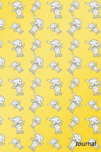 Journal: Yellow mummy notebook