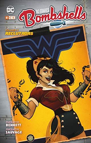 DC Comics Bombshells: Reclutadas