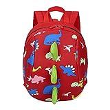 Moonuy Baby Rucksack Jungen Mädchen Kinder Dinosaurier Muster Vielseitig Animal Prints Rucksack Kleinkind Schultasche